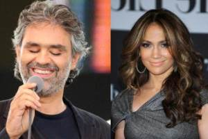 Blind Opera Star Andrea Bocelli's New Album Will Feature A Special  Duet With Jennifer Lopez