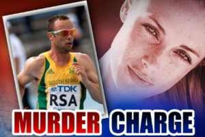 """Oscar Pistorius Cries in Court as """"Blade Runner"""" Olympian Faces Murder Charge"""