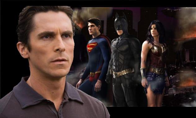 'Justice League' Movie Bringing Back Christian Bale, Christopher Nolan?
