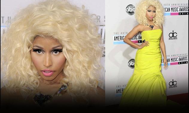 Wanting To Be Taken Seriously, Nicki Minaj Deicides To Fire Stylist, Hairdresser & Makeup Artist  1