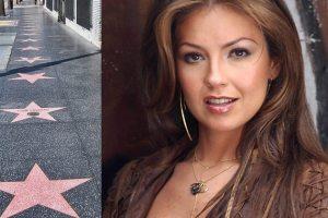 Thalia Gets Star On Hollywood Walk Of Fame