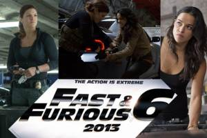 """FAST & FURIOUS 6 - """"Girl Fights"""" Featurette with Michelle Rodriguez"""