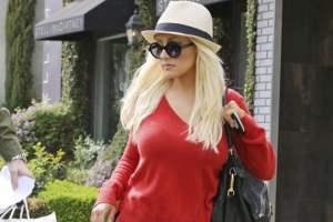 Christina Aguilera Not Sad Over Leaving 'The Voice'