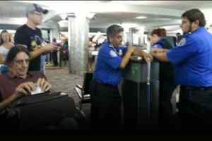 TSA takes Chewbacca's lightsaber cane, Wookiee strikes back on Twitter 2