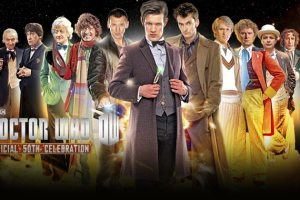 DOCTOR WHO 50th Anniversary Special to be Simulcast Worldwide to Over 100 Million Viewers  2