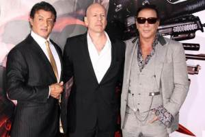 """Sylvester Stallone Slams Bruce Willis as """"Greedy and Lazy"""" 3"""