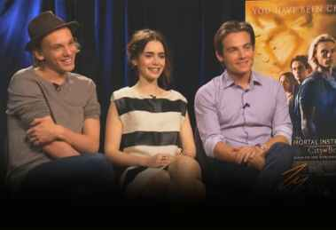 The Mortal Instruments - Lily Collins, Jamie Campbell Bower, Kevin Zegers - Zay Zay.Com   4