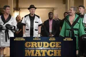 Introducing theTrailer for GRUDGE MATCH Starring Robert De Niro & Sylvester Stallone! 1