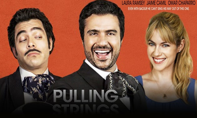 CLOSED-PULLING STRINGS V.I.P. Screening Passes Giveaway Sweepstakes-CLOSED