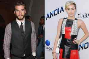 Miley Cyrus has stopped following her fiancé Liam Hemsworth