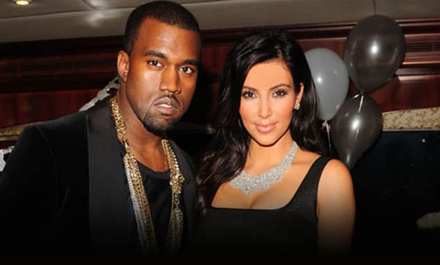Kim K's Birthday To Remember,  Kanye West Proposes In a Big Way 2
