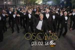 Ellen DeGeneres Reveals Her Oscar Hosting Gig In The Way She does Best, Dancing Of Course