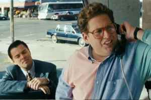 New Clip From 'The Wolf Of Wall Street,' Martin Scorsese Says Initial Cut Ran 4 Hours