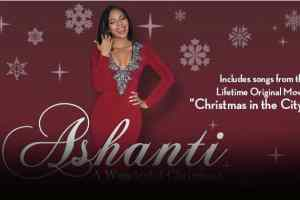 Ashanti Stars in Christmas in the City movie from Lifetime Network 1