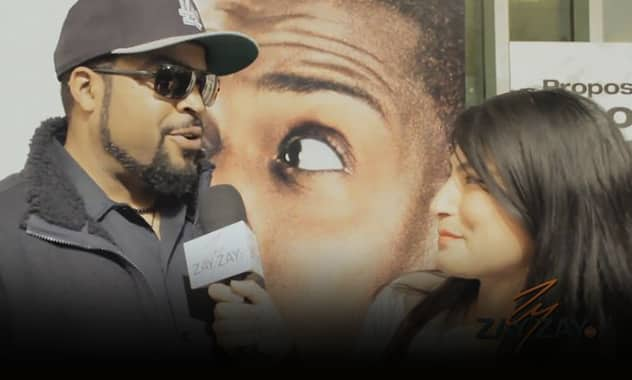 RIDE ALONG Miami Red Carpet Premiere Interviews With Kevin Hart&Ice Cube 2