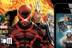 Marvel And Aeria Mobile Launch Free X-Men iPhone App 2