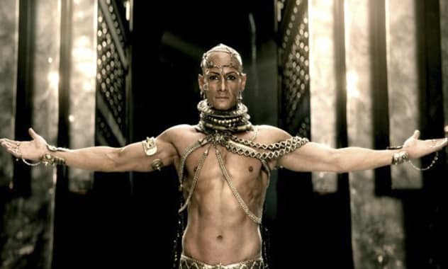 RODRIGO SANTORO The Man Behind Xerxes