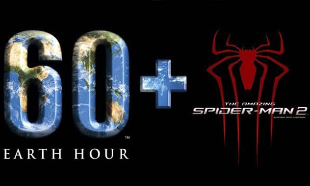 Spider-Man to be the first Super Hero ambassador for Earth Hour, the World Wide Fund for Nature global movement 3