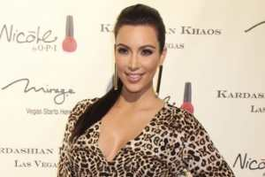 Kim Kardashian Talk About Her Wedding in Paris and Future Family Plans  2