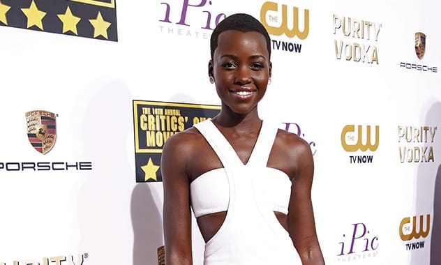 Lupita Nyong'o in Universal's NON-STOP - Universal Pictures