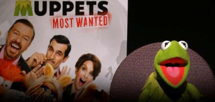 Kermit The Frog - Muppets Most Wanted Interview - Zay Zay.Com 3