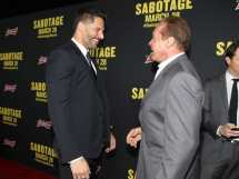 SABOTAGE (in theaters March 28)  -  Photos from LA Premiere  21