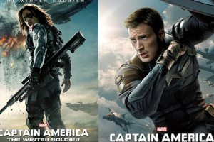 CAPTAIN AMERICA: THE WINTER SOLDIER / Captain America and The Winter Soldier