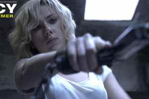 A Kick-butt Scarlett Johansson teams with Luc Besson for the trailer of Lucy