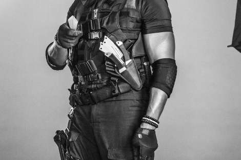 Check out these 16 cool new EXPENDABLES 3 Posters & Teaser Trailer 16