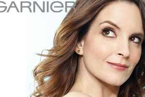 Comedy Of Comedy Tina Fey Is Has Been approved As Garnier's Beauty Queen!