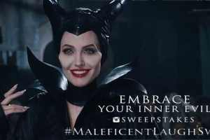 Disney's Maleficent – Embrace Your Inner Evil Sweepstakes 2