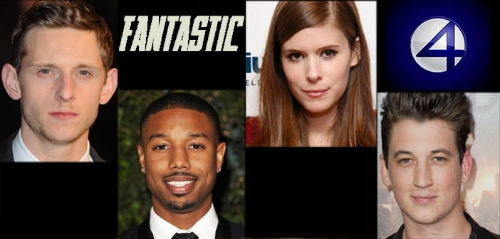See The New Fantastic Four Cast Unveiled