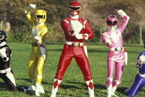 The 'Mighty Morphin' Power Rangers' Headed Back to Screen In New Reboot Film