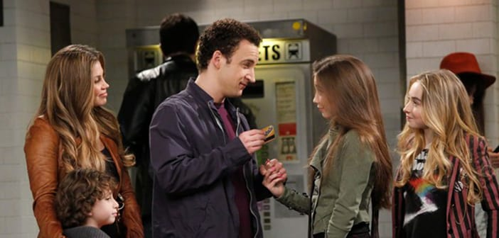 """Girl Meets World"" premiere date announce with first trailer appearance"