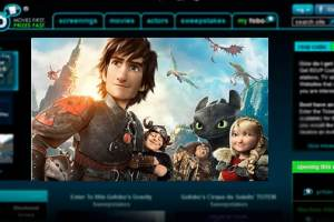 CLOSED--'HOW TO TRAIN YOUR DRAGON 2'