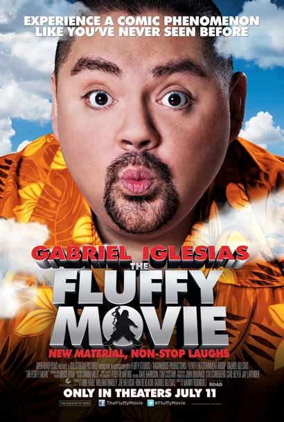 THE FLUFFY MOVIE - One-Sheet
