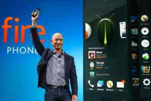 Amazon's Made Mobile Shopping Easy With New 'Fire Phone'