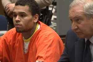 L.A. County jail Releases Chris Brown