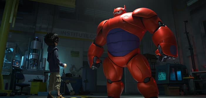 "WALT DISNEY ANIMATION STUDIOS Unleashes ""Big Hero 6"" Lineup 8"