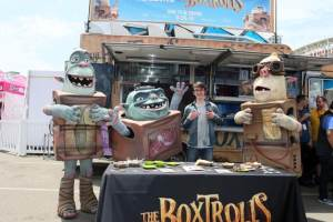Ever wanted to Eat Like a Boxtroll? 20