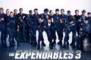 NEW Comic Con Posters and Behind-the-Scenes Featurette for THE EXPENDABLES 3