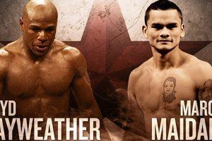 Mayhem: Mayweather Vs. Maidana Ticket Giveaway 3