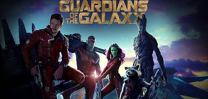 'Guardians of the Galaxy' Catches Top Spot For Highest Grossing Movie Of 2014