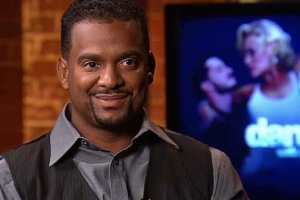 "Alfonso Ribeiro to Introduce ""The Cartlon"" on DWTS 1"