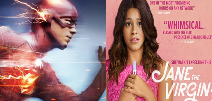 """The CW Annnounces Full Season Orders For """"THE FLASH"""" and """"JANE THE VIRGIN"""""""