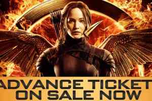 24Hours ONLY!!!! HG:MOCKINGJAY Advance Tickets On Sale Now! 2