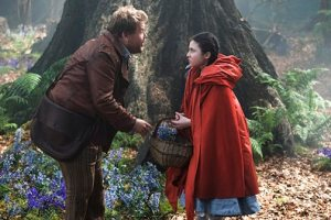 INTO THE WOODS  Shares Special Inside-Look Featurette
