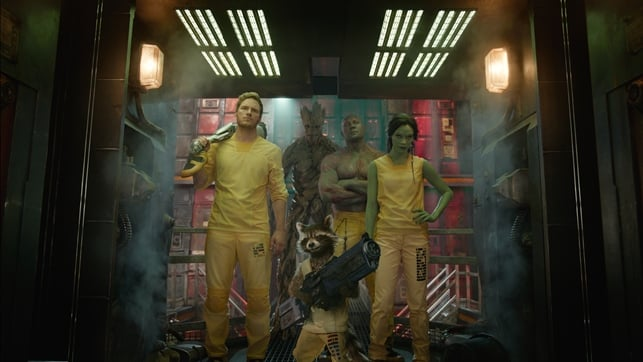 Space movie gallery 11 Guardians of the Galaxy