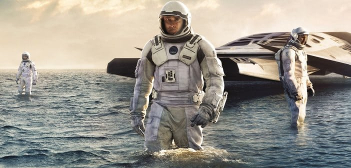 "A First-Of-Its-Kind Movie Partnership For Christopher Nolan's Film ""Interstellar"""