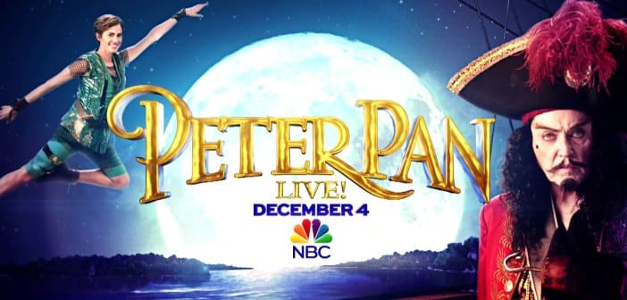 'Peter Pan Live!' Gets New Promo Trailer